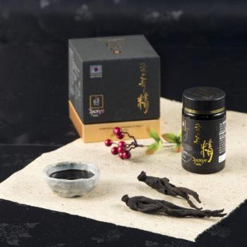Ginseng Noir Coréen