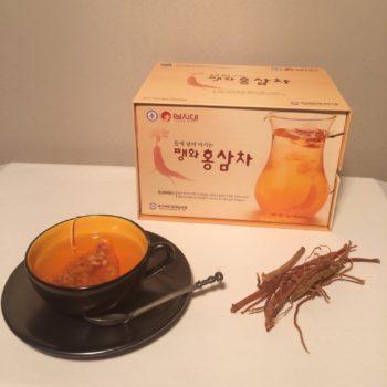 Thé Ginseng Coréen 2